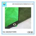 High Quality Yellowish Green Tarpaulin Main for India Market