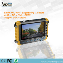 5 Inch AHD 4 IN 1 Engineering Treasure