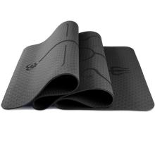 wholesale Custom color size Neoprene yoga mats machine washable yoga mat