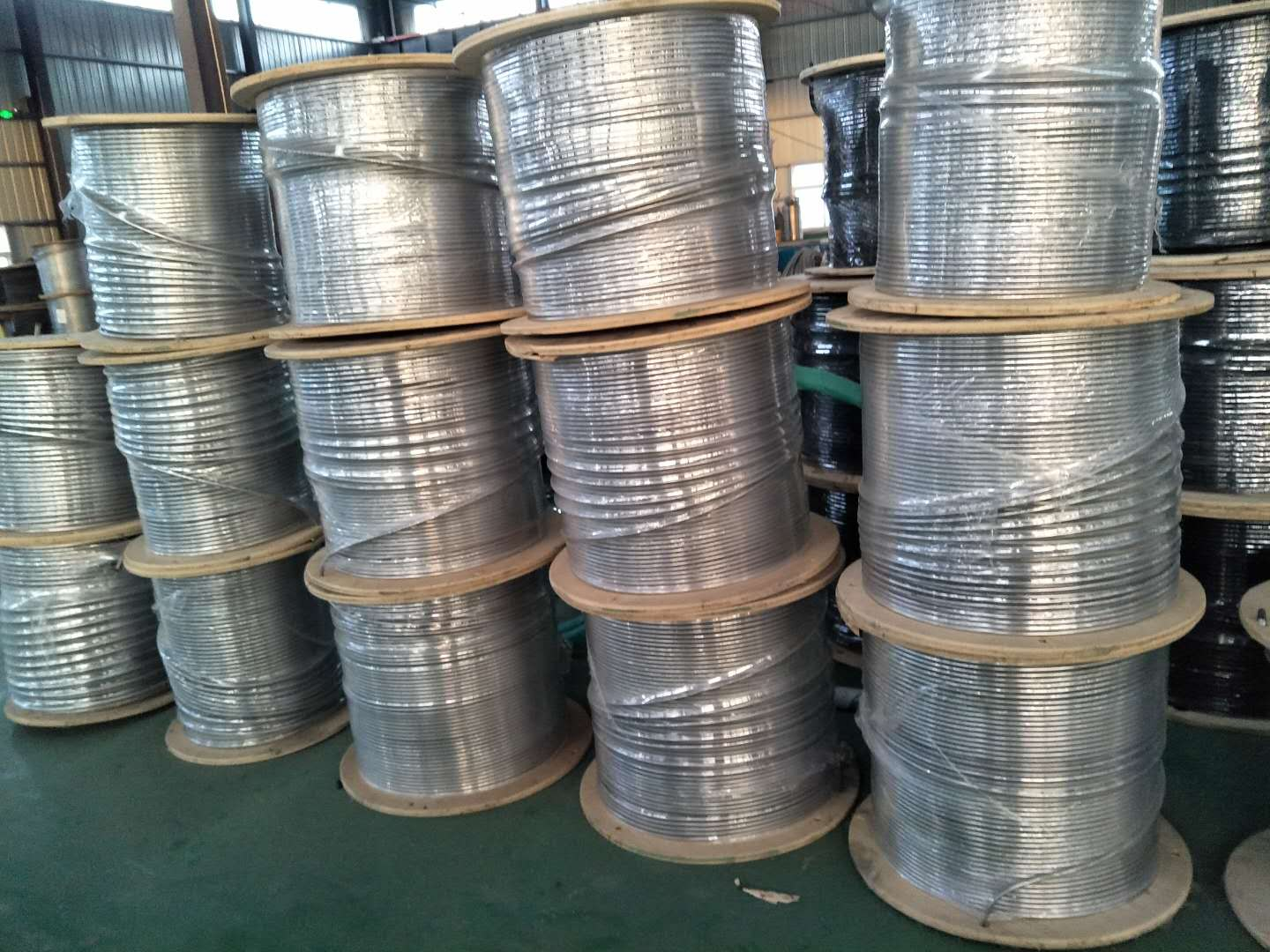 stainless steel coil tube 23