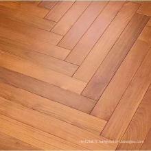 Herringbone Oak Wood Flooring Parquet