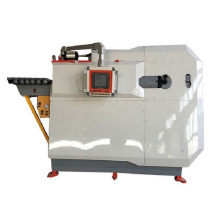 Máquina de dobra de aro de aço CNC