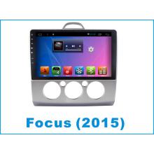 Reproductor de DVD de coche de 9 pulgadas para el enfoque con sistema Android
