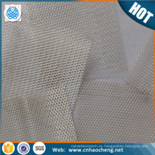 Thermal conductivity and ductility 20 Mesh 0.43mm Pure Silver Wire Mesh screen / pure Silver plain woven Mesh