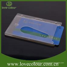 Новейшие жесткие жесткие пластиковые держатели идентификационных карт