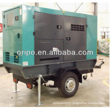 60kva trailer for genset