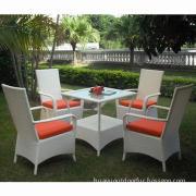 Outdoor PE Rattan/Wicker Furniture, Dinging Set