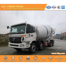 FOTON 8x4 cement concrete mixer truck hot sale