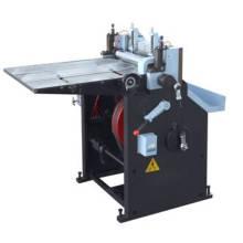 Máquina que raja de la cartulina semiautomática de Yz-400