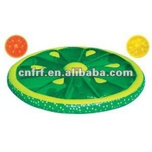 Inflatable Fruit Slice Island