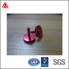 Алюминиевая круглая головка Пальцевой винт