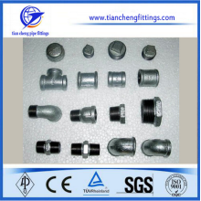 Cold Galvanizing Malleable Iron Pipe Fittings