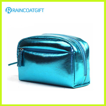 High Quality Shiny PU Cosmetic Bag