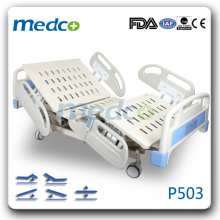 P503 Emergency Krankenhaus elektronisches Bett
