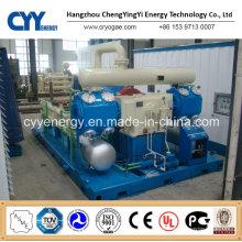 CNG16 Skid-Mounted Lcng CNG LNG Kombi-Tankstelle