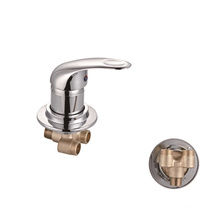 brass faucets shower panel mixer faucet with low price