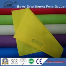 100% PP спанбонд нетканые ткани для хозяйственных сумок / мешки подарков