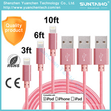 Factory Price Fast Charging Sync Data USB Cable for iPhone6