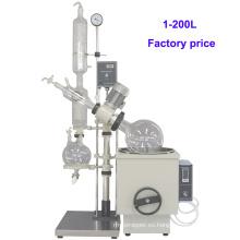 Llave en mano del evaporador rotatorio de la destilación del vacío de la venta caliente de los EE. UU.