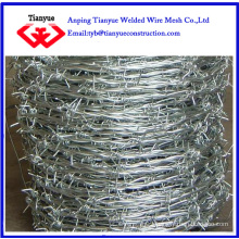Hot Dipped Galvanized Barbed Wire (TYB-0060)