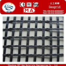Geogrelha plástica Uniaxial 20 / 20kn dos PP do fabricante
