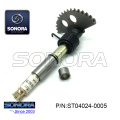 GY6 125 Kick Start Shaft Gear 169MM (P / N: ST04024-0005) Calidad superior