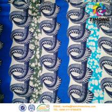 Αφρικανική ρούχα java κερί τύπωμα