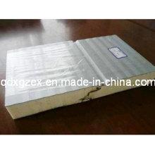 Panel de sándwich de la PU / panel de sándwich de acero (SSP-14304)