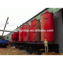 Nueva estufa de carbonización de cáscara de coco de diseño único