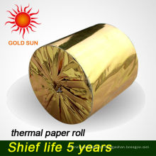 papel térmico de rolo jumbo