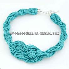 Nouveau Design Riz Beads Chunky Collier Bohemia Style 110604143