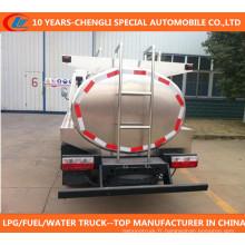 Camion de réservoir de lait de camion de lait camion Dongfeng 4X2 4X2