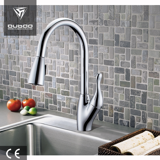 Faucet Tap With Spray Ob D63