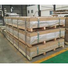 Placa de aluminio 5083 H112 con tamaño 6 mm * 2000 mm * 4000