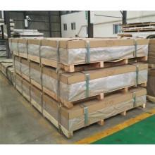 Plaque d'aluminium 5083 H112 avec la taille 6mm * 2000mm * 4000
