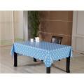 Vinyl Picnic Table Cover PVC Printed Transparent Tablecloth