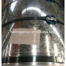 bobina de acero galvanizada de alta calidad / bobina de acero / hoja de acero galvanizada