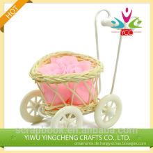 Günstige Mini Seife Blume Seife in Korb/natürliche Seife für Werbung Geschenke