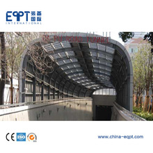 High Quality Light Steel Structure Canopy
