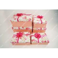 Boîte d'emballage de luxe pour la fête des mères