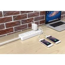 ORICO USP-10A3U-US Desktop whole house Surge Protector 10*AC+3*USB Charger best surge protector device outlet
