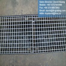 Galvanized Traffic Steel Grid for Floor Walkway