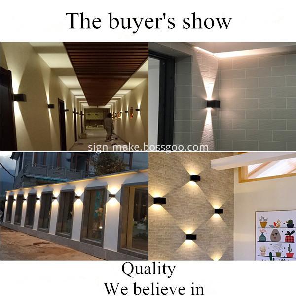 Wall Lights buyer's show