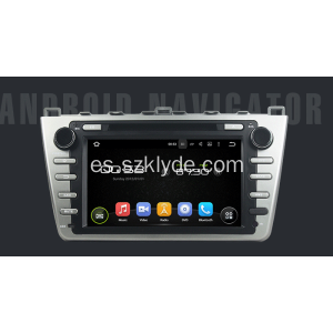 Android Plata MAZDA 6 Player