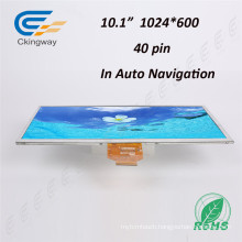 10.1 Inch Resolution 1024X600 Infrared TFT LCD Panels