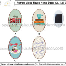 China Suppliers Custom Home Decoration Thermometer Refrigerator Magnet