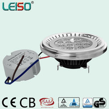 Base externa regulable G53 LED AR111