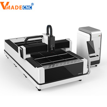 500W Fiber Laser Steel Plate Cutting Machine