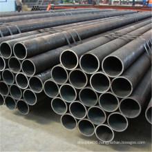 DIN 17200 CK45 hot rolled black steel tube