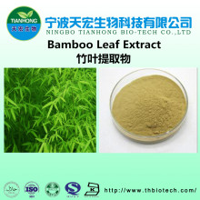 100% natural bamboo leaf extract/bamboo leaf tea extract /bamboo extract